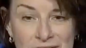 Sen. Amy Klobuchar.