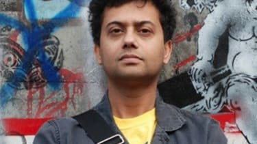 Neel Mukherjee.