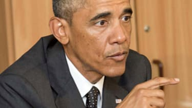 Obama is considering airstrikes and arms shipments to counter ISIS in Syria