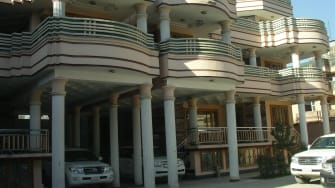 American tax dollars went toward lavish housing for U.S. government employees in Afghanistan.