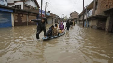 Kashmir death toll reaches 39 after extreme flooding