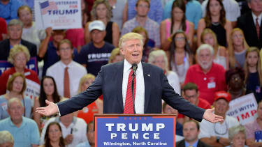 1 in 5 Republicans want Donald Trump to exit the race