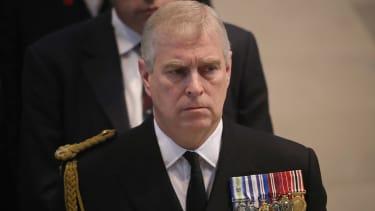 Prince Andrew.