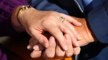 Study finds unhappy marriages put couples at higher risk of heart disease