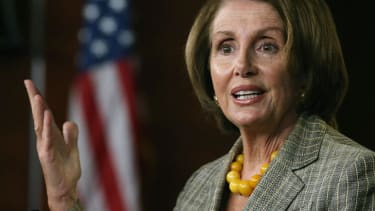 Pelosi says she's never heard of Gruber, but she cited him by name in 2009