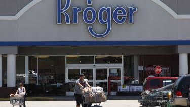 A Kroger store in Michigan