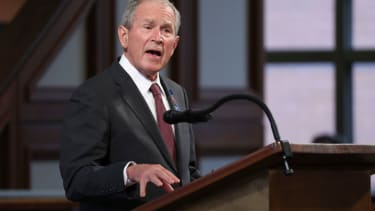 George W. Bush.