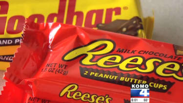Hershey sues Seattle pot shop for using candy puns to sell weed