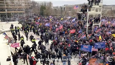 Capitol riot from D.C. police point of view