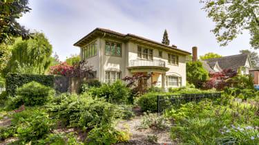 A home in California.