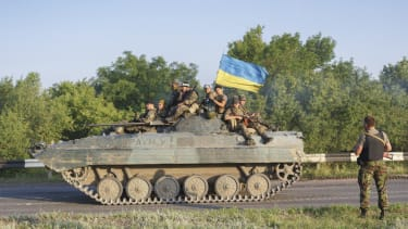 Russia warns Ukraine of 'irreversible consequences'