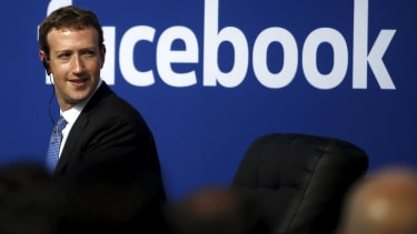 Facebook and Google rule the internet.