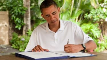Obama continues to face skeptics of his American citizenship, despite providing a Hawaii certificate of birth while campaigning in 2008.