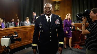Retired Gen. Lloyd Austin.