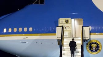 Pentagon looking to spend billions in coming years on new Air Force One fleet