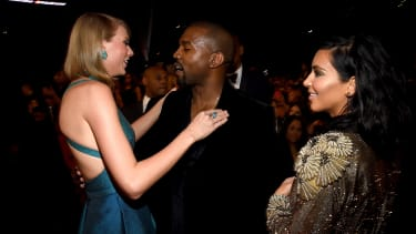 Taylor Swift and Wests