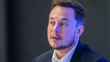 Tesla CEO Elon Musk in Mexico