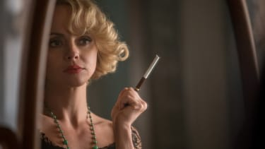 Christina Ricci stars in Z: The Beginning of Everything.