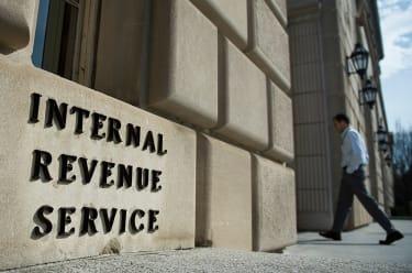 IRS headquarters.
