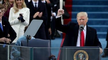 President Trump's inauguration.