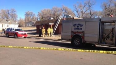 The FBI is looking into an explosion near the Colorado Springs NAACP chapter