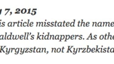 The New York Times accidentally made up a new country