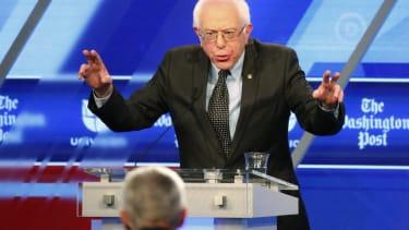 Bernie Sanders dives into Cuba.