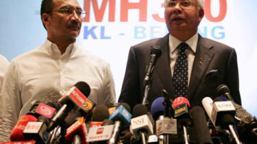 Malaysia flight's disappearance was a 'deliberate action,' government says