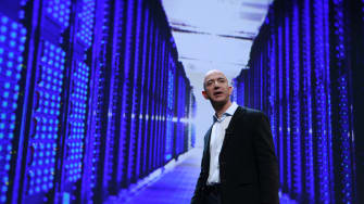 Jeff Bezos always puts the customer first.