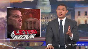 Trevor Noah warns about Trump and Africa