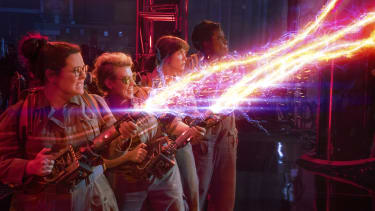 Ghostbusters was a smash hit.