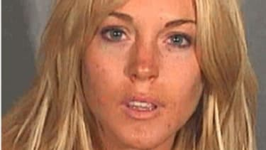 Celebrity-watchers have been predicting Lohan's demise since 2008, when this mugshot was taken