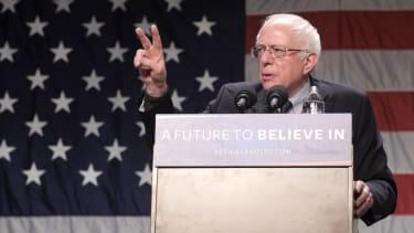 Bernie Sanders is more progressive when compared to Hillary Clinton.