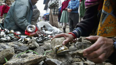 Mt. Everest is covered in litter and Nepal is finally doing something about it