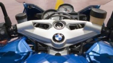 BMW's sheer driving pleasure