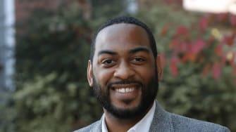 Kentucky Senate challenger Charles Booker.