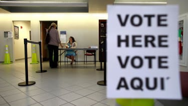 36 percent of Americans say Ebola is 'extremely important' election issue