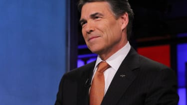 Texas Gov. Rick Perry criticized for being 'West Coast metrosexual'