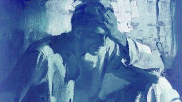 Art, depressed