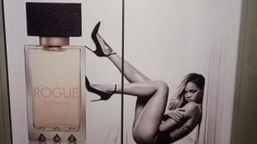 This 'sexually suggestive' Rihanna ad just got censored in Britain