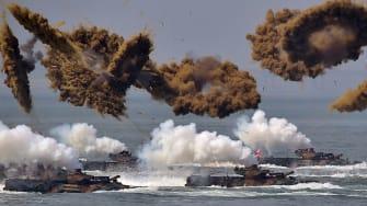 U.S./South Korean military exercises
