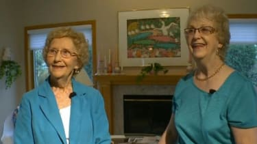 After 70 years, transatlantic pen pals are still going strong