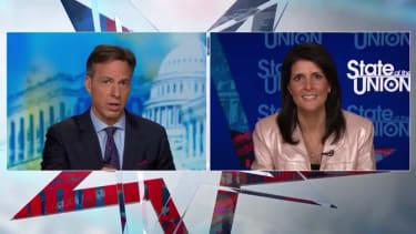 Nikki Haley on CNN