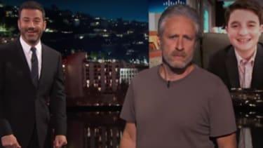 Jon Stewart.