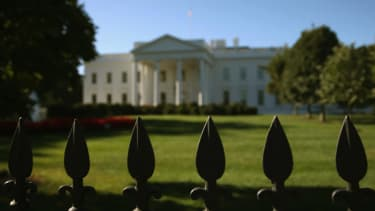 White House intruder actually ran through several State Floor rooms before being tackled