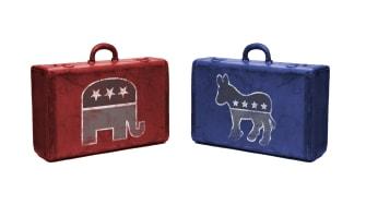 Political baggage.