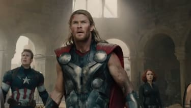 Watch an extended trailer for Avengers: Age of Ultron