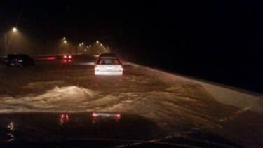 Massive storm is drenching Florida with life-threatening rain
