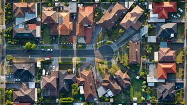 A modest suburb.