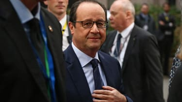 French President Hollande says he won't seek re-election if unemployment remains high